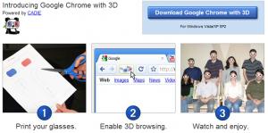 Chrome 3D